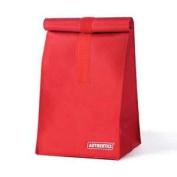 Authentics Rollbag Small, Roll-top Closure, Microfiber Red 14x29x11.5 Cm 6031102