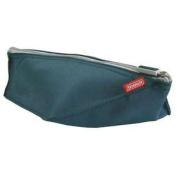 Authentics Pisa Cosmetic Bag S Microfiber Grey / Light Grey, 23x13x9 Cm, 6034555