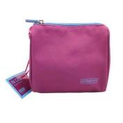 Authentics In Case Makeup Bag Small, Microfiber Purple / Blue 15x15x7 Cm 6030054