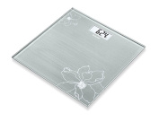 Beurer Gs 10 Scales Glass With Glitter Effect