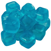ASAB 18pc Re-usable Ice Cubes Blue