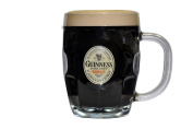 Guinness Label Pint Tankard Dimple