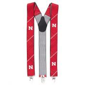 University of Nebraska Huskers Suspenders