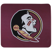 NCAA Florida State Seminoles Mouse Pads, Red, 20cm x 18cm