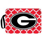 NCAA Georgia Bulldogs Quatre Foil Stadium Cushion