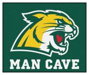 Northern Michigan Man Cave Tailgater Rug 1.5mx1.8m