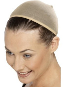 WIG CAP 2PCS NATURAL BEIGE ONE SIZE FITS ALL by Magic Collection