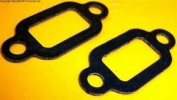 1/8 Rc Tuned Exhaust Pipe Manifold Gasket Seal X 2
