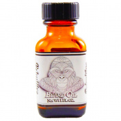 Monkey Oil - Primitive (unscented) Beard Oil conditioner