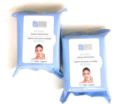 RETINOL Makeup Cleansing Wipes 30 Wipes Per Pack