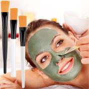 DaySeventh 3PCS Facial Face Mud Mask Mixing Brush Cosmetic Makeup Tool Brush