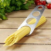 Eshylala 1PCS Stainless steel Spaghetti Measure Tool 4 Serving Portion