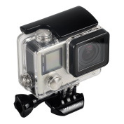 Wealpe Waterproof Protective Underwater Dive Housing Case for GoPro Hero 4, 3+, 3 Cameras
