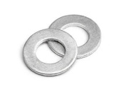 Hpi 101635 Washer 0.6x4.1x7.5mm (x2) [gaskets & Fixings] New Genuine Part!