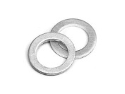Hpi 101636 Washer 0.6x5.1x7.5mm (x2) [gaskets & Fixings] New Genuine Part!