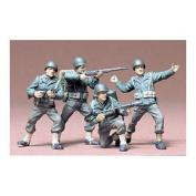 Tamiya 35013 U.s. Army Infantry 1:35 Military Model Kit Figures