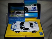 Scalextric C2943a Ford Gt40 1966 Racing No 40 German Ltd Ed Of 2000 New Boxed