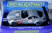 Scalextric Club Mercedes Slr Mclaren 722gt C3116