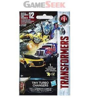 Transformers Mv5 Turbo Changer Blind Bag - Toys .