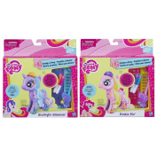 My Little Pony Design-a-pony Build Make Your Own Hair Colour My Doll Colouring