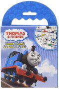 Thomas & Friends Carry Along Colouring Activity Set With Crayons - Children Fun