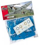 Airfix - A01001 - Spitfire Mk1a (btk) Poly Bagged New