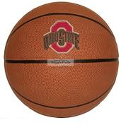 20cm Basketball Logo OSU Ohio State University Buckeyes Removable Wall Decal Sticker Art NCAA Home Decor 20cm