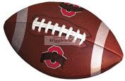 23cm Football Logo OSU Ohio State University Buckeyes Removable Wall Decal Sticker Art NCAA Home Decor 23cm x 15cm