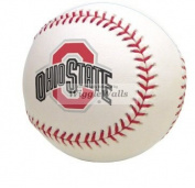 10cm Baseball Logo OSU Ohio State University Buckeyes Removable Wall Decal Sticker Art NCAA Home Decor 10cm