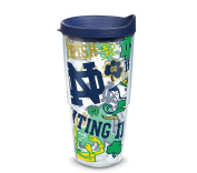 Tervis Notre Dame Fighting Irish with Lid 710ml Tumbler 1256532