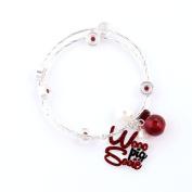 Seasons Jewellery Arkansas Slogan Bracelet