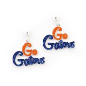 Seasons Jewellery Florida Slogan Earrings