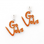 Seasons Jewellery Tennessee Slogan Earrings