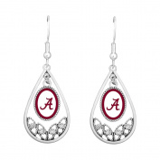 Alabama Polished Teardrop Earrings