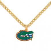 Florida Gators Head Logo Necklace 46cm Chain