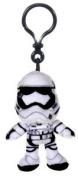Star Wars Stormtrooper Plush Keyring Key Clips By Posh Paws New