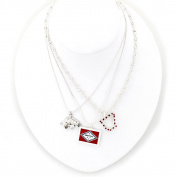 Seasons Jewellery Arkansas Traditions Trio Necklace
