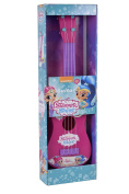 Shimmer & Shine Pink Girls Childrens Musical Instrument Acoustic Guitar Toys