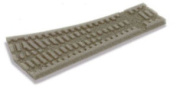 Peco St255 00 Scale Setrack Foam Underlay For Right Hand Points