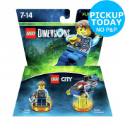 Lego Dimensions Lego City Fun Pack. From The Official Argos Shop On