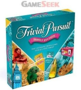 Trivial Pursuit Family Edition - Toys .