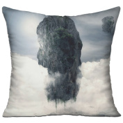 Clouds Sky Abstract Unique Throw Sofa Pillows 46cm X 46cm