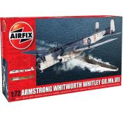 Airfix A09009 Armstrong Whitworth Whitley Mk.vii 1:72 Aircraft Model Kit