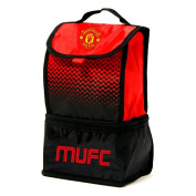 Manchester United FC Insulated Fade 2 Compartment Lunch Bag