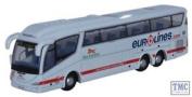 Nirz001 Oxford Diecast Scania Irizar Bus Eireann/euroli
