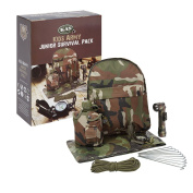 Kids Army Camouflage Junior Survival Pack - Kids Army Roleplay