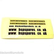 Bspdecals Rc 1/10 Monster Truck Car Body Shell Cover Brand Decal Sticker Sheet