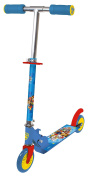 Paw Patrol DARP-OPAW112 Blue Kid's Foldable Two Wheel In-Line Scooter with Adjustable Handlebar