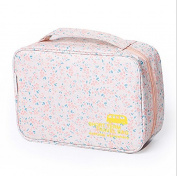 ONOR-Tech Portable Hanging Waterproof Large Capacity Travel Organiser Toiletry Wash Cosmetic Bag Makeup Storage Case Grooming Storage Bags