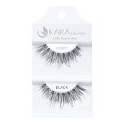 Kara Beauty Human Hair Eyelashes - WISPY